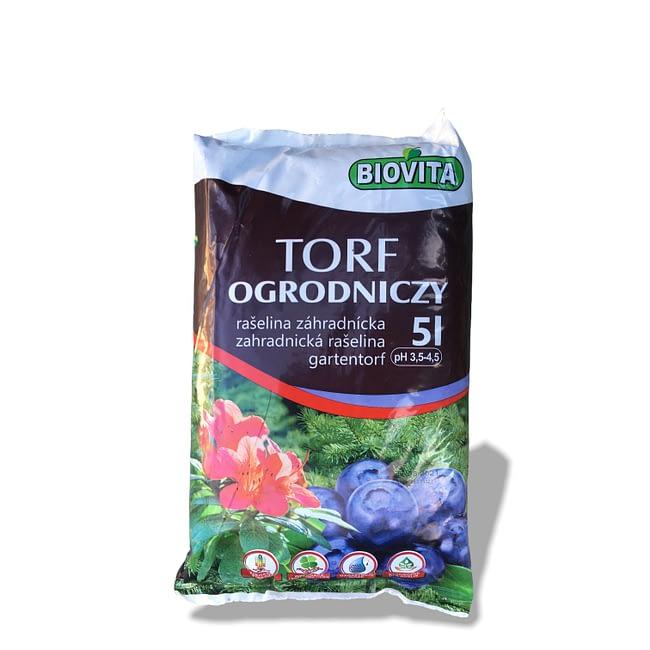 Torf kwaśny Biovita